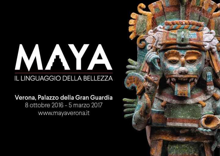 I Maya. Il linguaggio della bellezza Verona