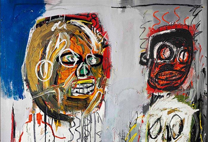 Jean - Michael Basquiat Milano