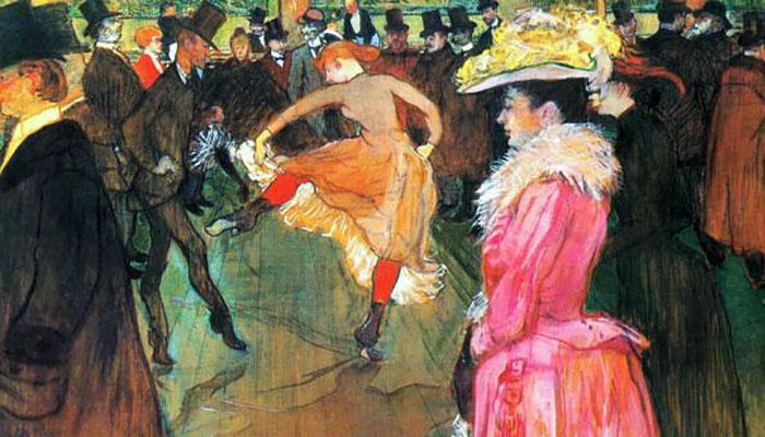 La mostra su toulouse lautrec a torino palazzo chiablese for Lautrec torino