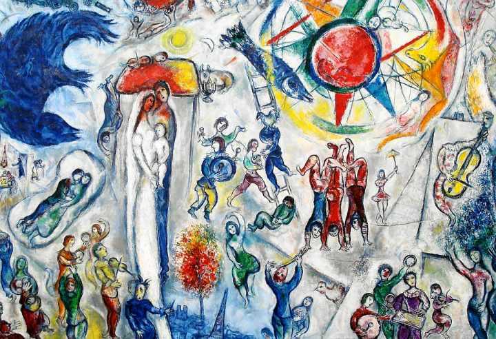 La Vie di Marc Chagall Bard