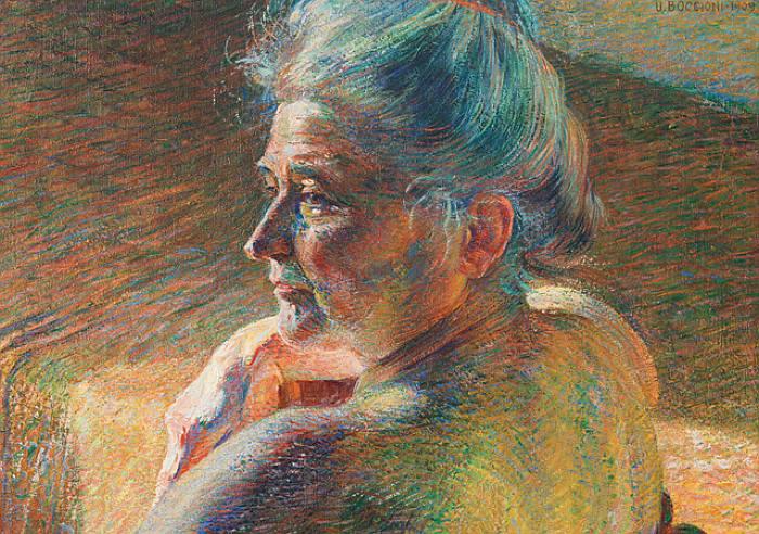 Umberto Boccioni, genio e memoria Rovereto