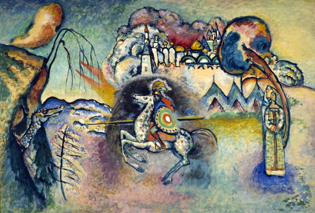 Kandinskij, il cavaliere errante Milano