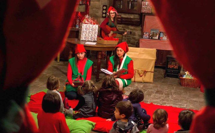 Il Magico Mondo di Babbo Natale Pergola