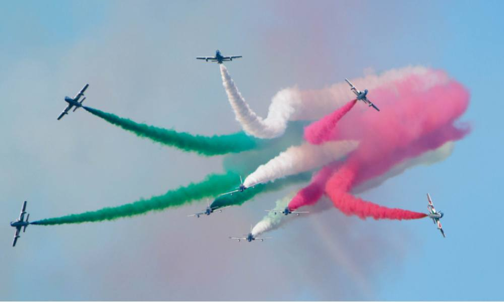 Air Show Linate Milano