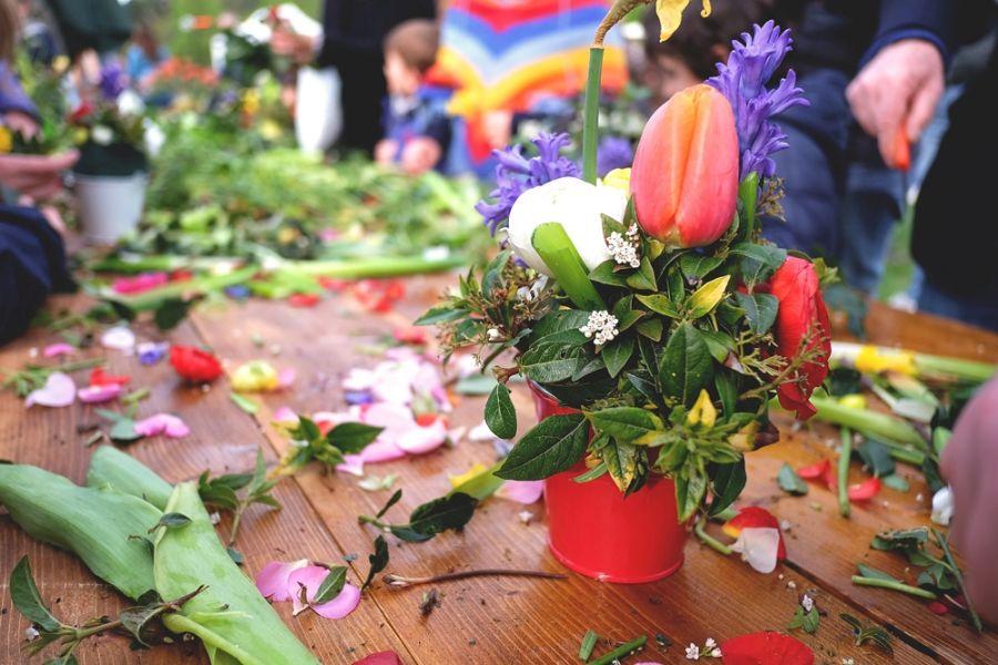 Ancona Flower Show Ancona