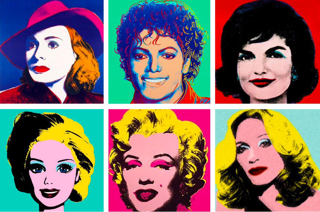Andy Warhol Superstar Treviso