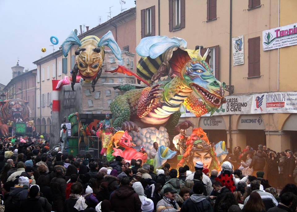 Carnevale 2017 Pieve di Cento