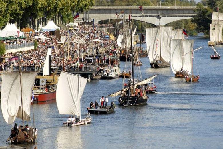 Festival della Loira a Orleans Orléans