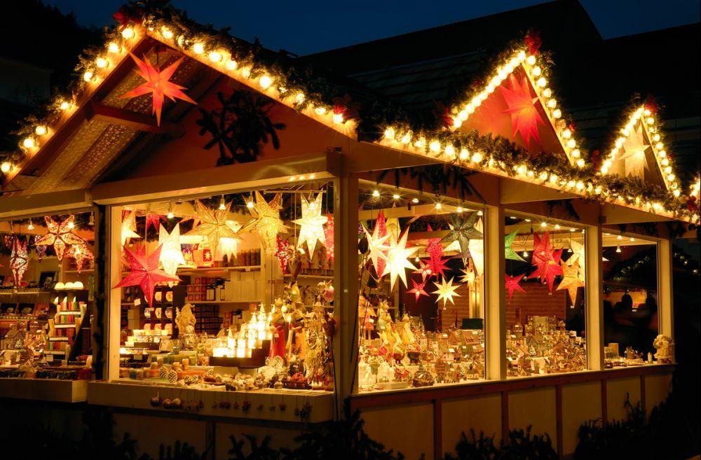 mercatini di Natale allo Zoosafari di Fasanolandia Fasano