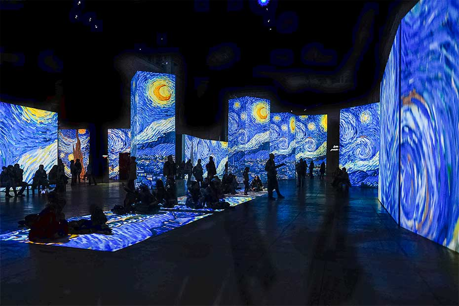 Van Gogh Alive - The Experience Bologna