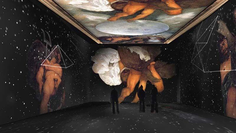 Caravaggio. Oltre la tela. La mostra immersiva Milano