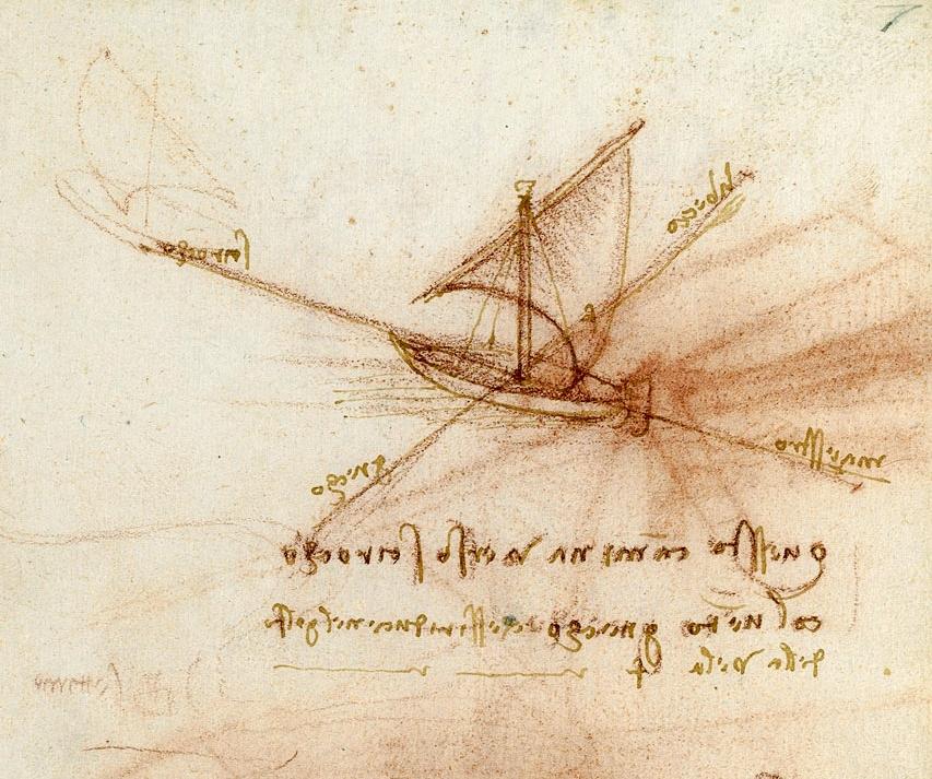 Leonardo Barche et navili Cesenatico