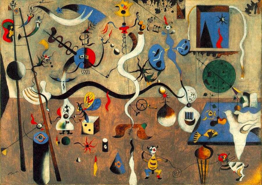 Joan Mirò! Sogno e Colore Bologna
