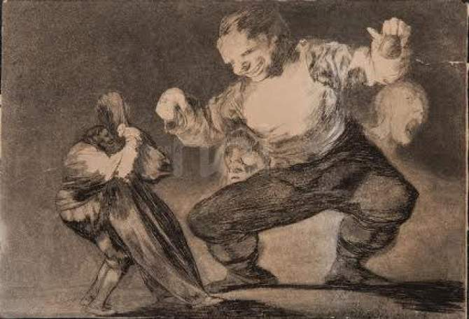 Goya. Follia e ragione all'alba della modernità Bagnacavallo