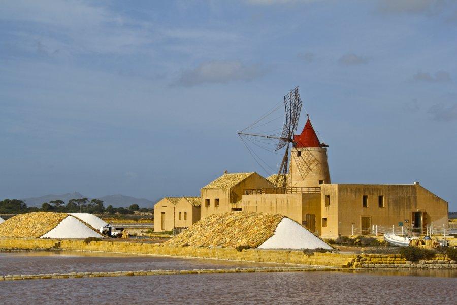 Rosso aglio e Bianco sale Nubia