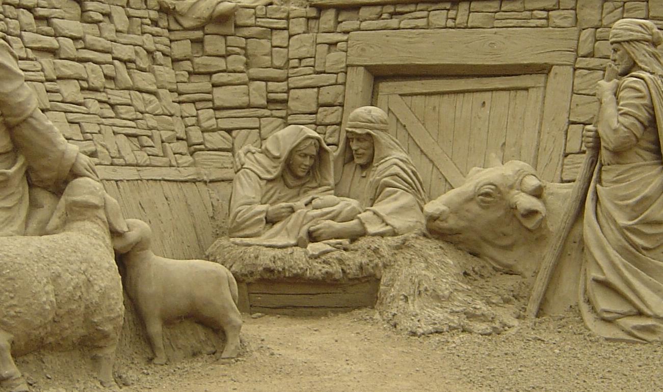 Jesolo Sand Nativity Jesolo