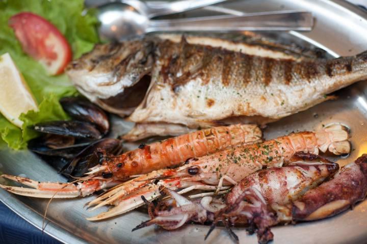 Sagra del pesce Chioggia