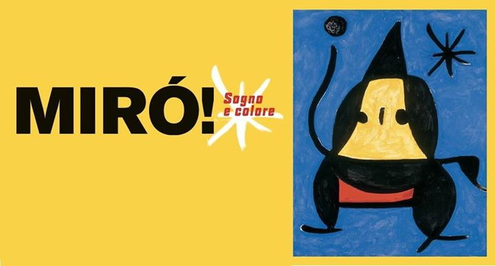 Miró! Sogno e colore Torino