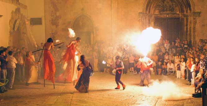 La notte di San Giovann Ostuni