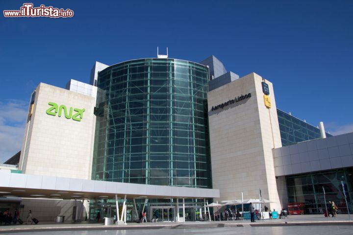 Aeroporto Lisbona : Come arrivare dall aeroporto lisbona portela al centro città