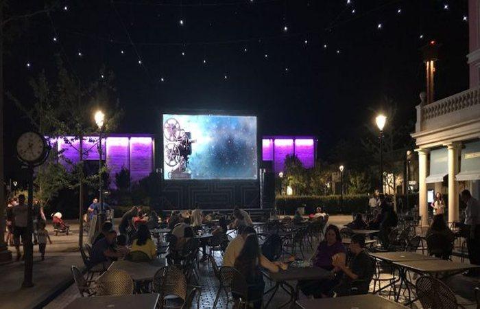 Cinema Sotto le Stelle Cinecittà World