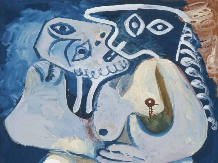 Picasso e il mito Milano