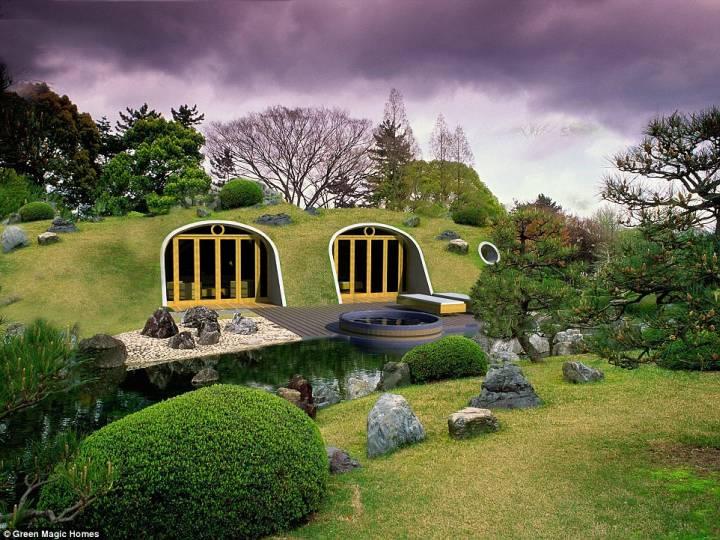 Le Case Degli Hobbit Sono Realt 224 Prefabbricate Ed Ecologiche